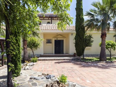 Photo for Luxury family villa between Marbella and Malaga with private pool