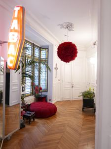 Photo for Very Large Bohemian atmosphere flat located in the center of Paris.