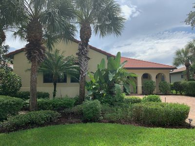 Photo for Lakeside pool home near Red Sox spring training ground