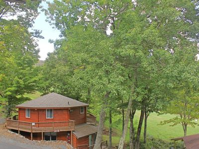 Photo for Beautiful mountainside home in the heart of Sugar Mountain