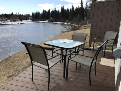 Photo for Luxury Home On The Chena River - River Suite