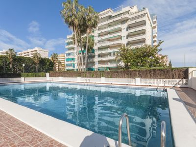 Photo for ROSMERI - Apartment with shared pool in Playa de Gandia.