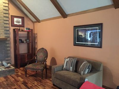 Photo for A unique Omaha home in a great location for family events and get aways