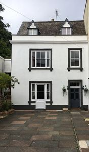 Photo for Choo Choo Mansions, our Grade II listed townhouse a stones throw away from beach