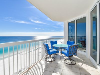 Photo for Amazing Ocean Front Views From Both Bedrooms:FREE Beach Service! TWO King Beds!