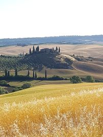 Collegiate Church of San Quirico, San Quirico d'Orcia, Italy