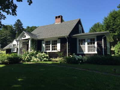 Heritage Cape Cod Cottage built in 1930's beautifully maintained