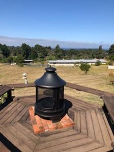 Photo for Comfortable 4 BR - 3 BA  with large deck and distant peaceful ocean view