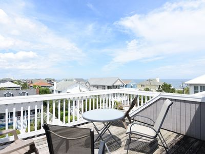 Photo for Girman-Beautifully furnished townhouse with nice ocean views, close to beach