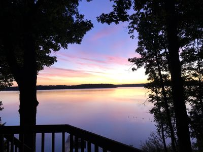 Photo for Charming Duck Lake, Lakefront! Minutes from Interlochen Arts School