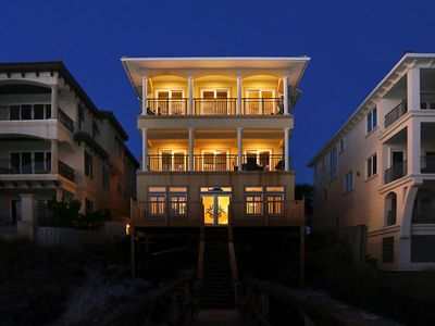Photo for Beachfront Destin Home ~ Amazing Gulf Views & Amenities ~ Near Shops & Dining!