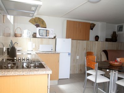 Photo for KITCHENETTE-`` THE NEST`` (COMFORTABLE AND WELL-BEING)