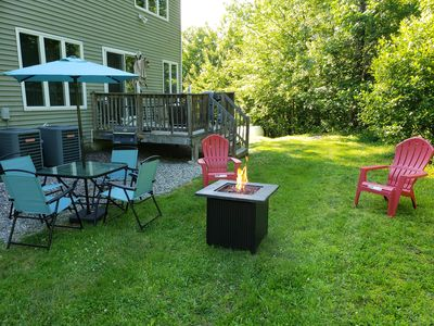 Photo for 2800 sq ft, spacious retreat 4 bedrm 3 bathrm. Outdoor game and picnic area.