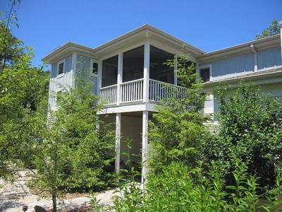 Photo for Charming Union Pier Condo With Association Pool! Close To Beach & Downtown!