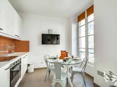 Photo for Enghien III - One Bedroom Apartment, Sleeps 3