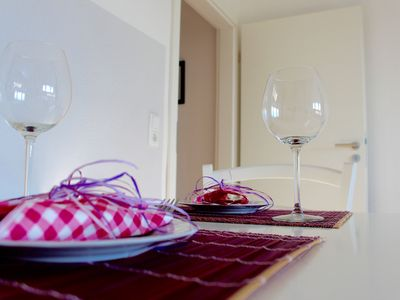 Photo for Cozy and bright apartment incl. Private & High Speed ​​Wireless