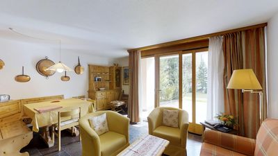 Photo for 3 - room apartment, about 70 m², on the ground floor.