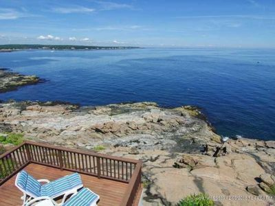 Photo for York Beach Ocean Front Home with Beautiful Views
