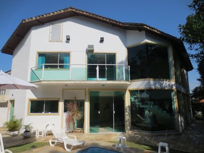 Photo for Comfortable home in Riviera next to the Atlantic Forest and Beach