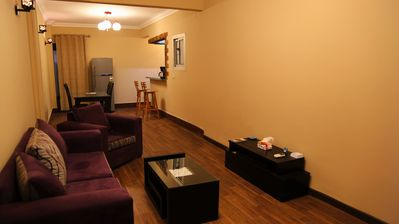 Photo for Cozy, modern apartment in Cairo city center