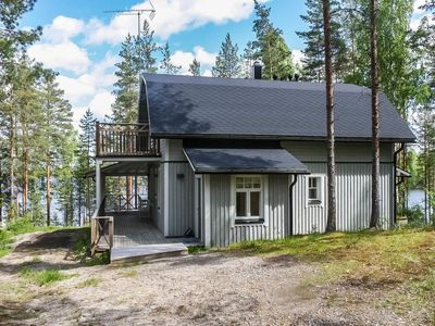Photo for Vacation home Eemilin huvila in Kangasniemi - 8 persons, 3 bedrooms