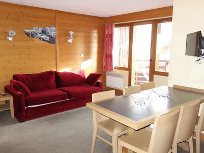 Photo for APARTMENT ALPE D'HUEZ CENTER STATION