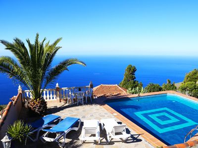 Photo for Stunning holiday home Puntagorda, La Palma