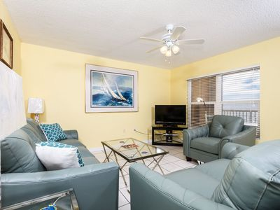Photo for Islander 4007: VACATION NOW in this COMFY BEACH FRONT dwelling!