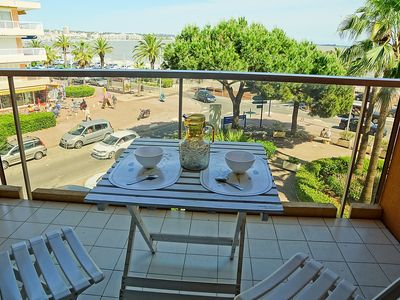 Photo for 1BR Apartment Vacation Rental in Fréjus
