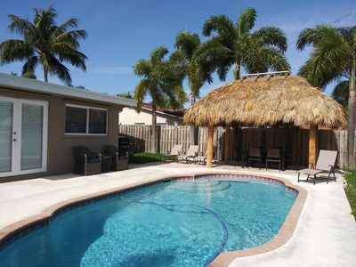 Photo for East of US1❤️1King 1 Queen 2 Double Beds❤️Private House/Pool-Near Beach & Dining