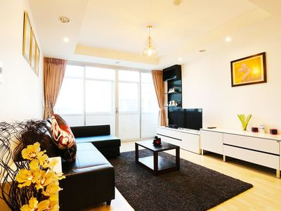 Photo for 2BR Apartment Vacation Rental in Sathorn, Bangkok