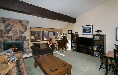 Photo for 2 Bedroom 3 Bath Condo with Western Charm near The Village