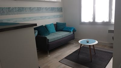 Photo for Lorient functional apartment with Wi-Fi