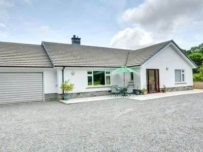 Photo for Carinitha is a spacious detached bungalow in a rural location with a lovely outlook to the rear. It