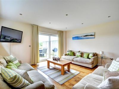 Photo for Vacation home The Glades in Newquay - 8 persons, 4 bedrooms