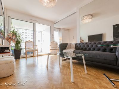 Photo for ★ The Sixième Ciel ★ 70 m² with Balcony & Parking - central LYON ❤️