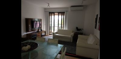 Photo for Rent ap in the Bay, 2 bedrooms and air conditioning