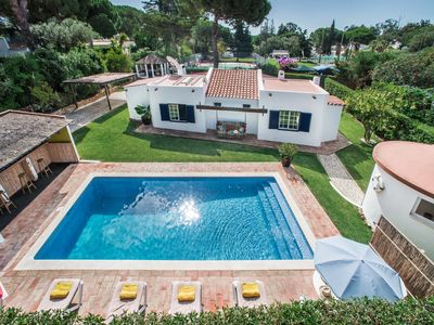 Photo for Something for the whole family to enjoy! Private garden & pool