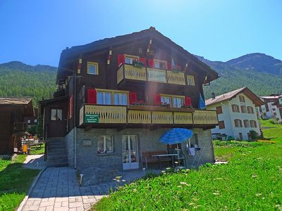 Photo for Apartment in the center of Grächen with Garden (46035)