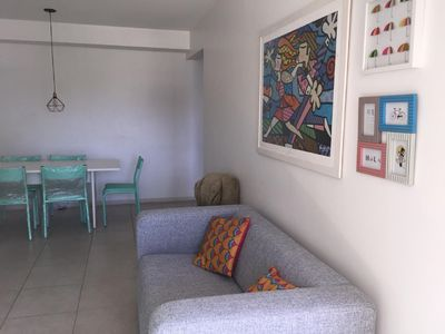 Photo for Condominium. JTR, BEIRA SEA, 3 qts, pool, 2 garages. Progressive discounts !!