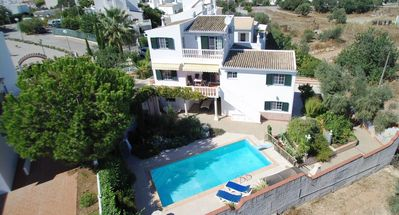 Photo for Spacious Family 4 Bed Villa! Sea View,Swimming pool in Tavira East Algarve