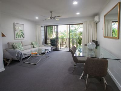 Photo for Tranquility Apartment- between the beach and town in beautiful Port Douglas
