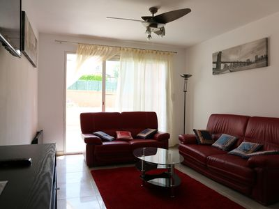 Photo for Comfortable duplex close to the Medieval City