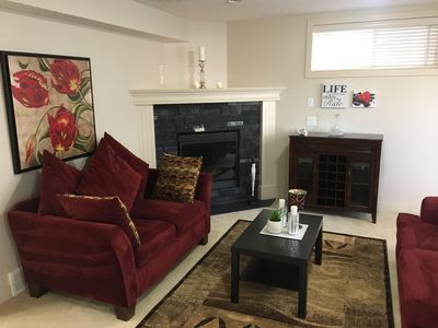 Photo for Evergreen Apartment Fully furnished, Located in residential community SW Calgary