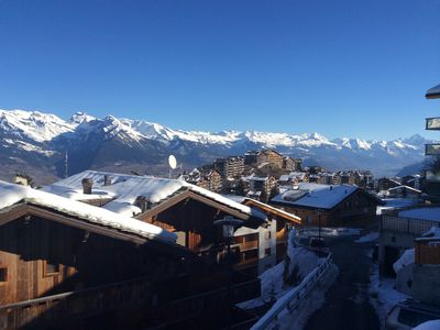 Photo for 2BR Apartment Vacation Rental in Nendaz, VS