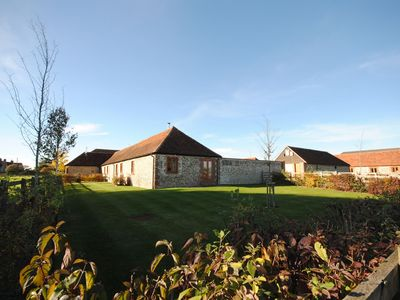 Photo for Converted Barn set amongst the beautiful countryside of West Sussex.