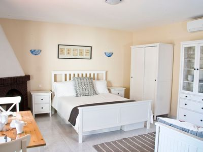 Photo for Casa Annabel Studio sleeps 2/4 walk to beach/train and all amenities UK TV/WIFI