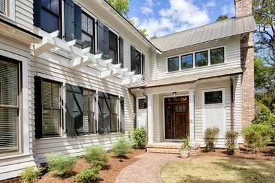 This home has been newly renovated inside and outside.