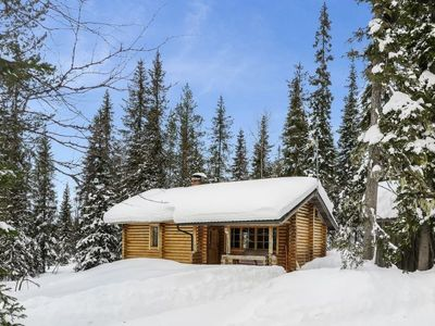 Photo for Vacation home Karhuntuuli in Sodankylä - 6 persons, 1 bedrooms