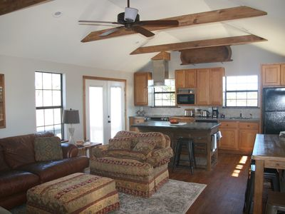 Photo for Wimberley Cabin - near Dripping Springs -  Privacy abounds, ranch views. Sere